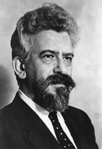 Heschel portret