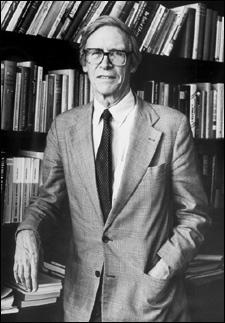 John Rawls Portret